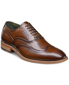Stacy Adams Men's Dunbar Wingtip Oxfords