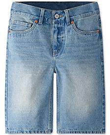 Levi's® 5-Pocket Denim Shorts, Big Boys