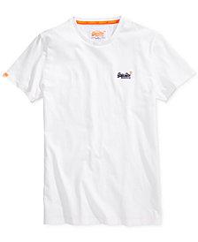 Superdry Men's Vintage Embroidered-Logo Cotton T-Shirt