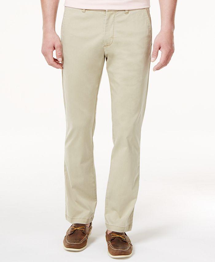 Tommy Bahama - Men's Boracay Flat Front Stretch Pants