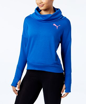 Puma dryCELL Funnel-Neck Hoodie