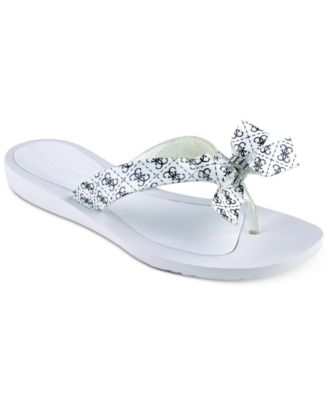 Image of GUESS Women's Tutu Flat Sandals