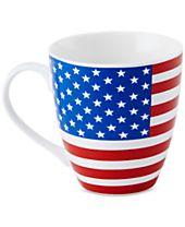 Pfaltzgraff Flag Mug