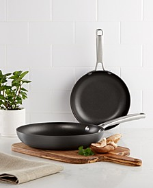 "Classic Nonstick 8"" & 10"" Fry Pan Combo Pack"