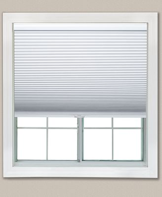 Easy Installation! Redi Shade Simple Fit Light Filtering Cellular Shades