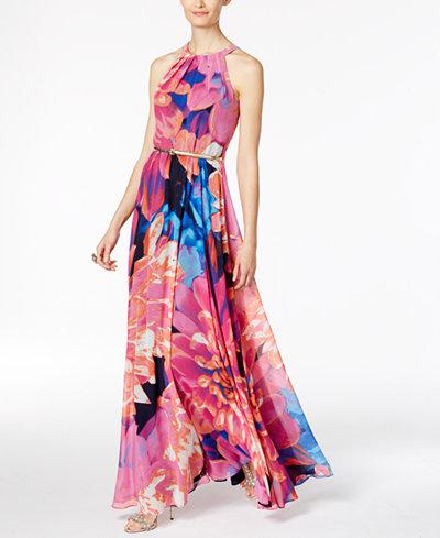 INC International Concepts Floral Print Maxi Dress Only At Macys