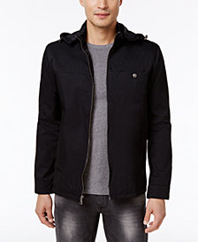 I.N.C. Men's Hooded Windbreaker, Created for Macy's