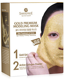 Peach & Lily Gold Premium Modeling Mask