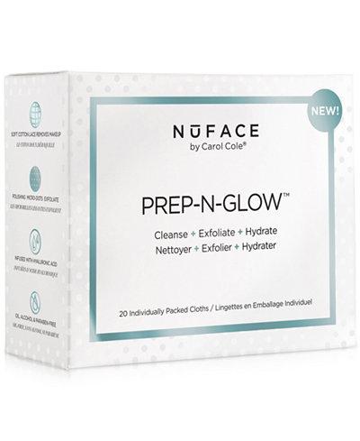 NuFACE 20-Pk. Prep-N-Glow Cloths