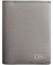 Tumi Men's Monaco Leather Gussetted Card Case