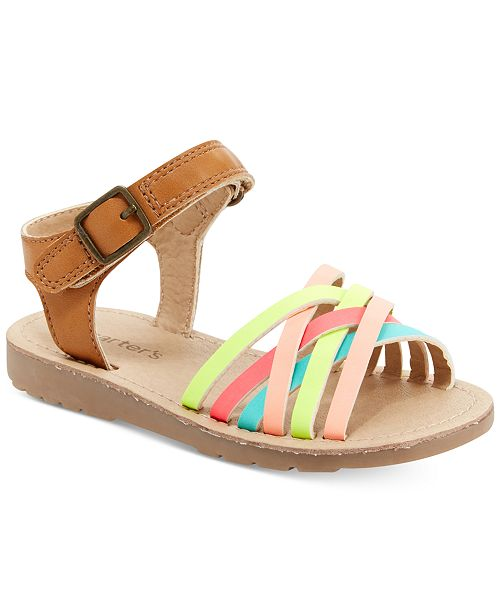 0ed5f6d30dec ... Carter s Verena Strappy Sandals