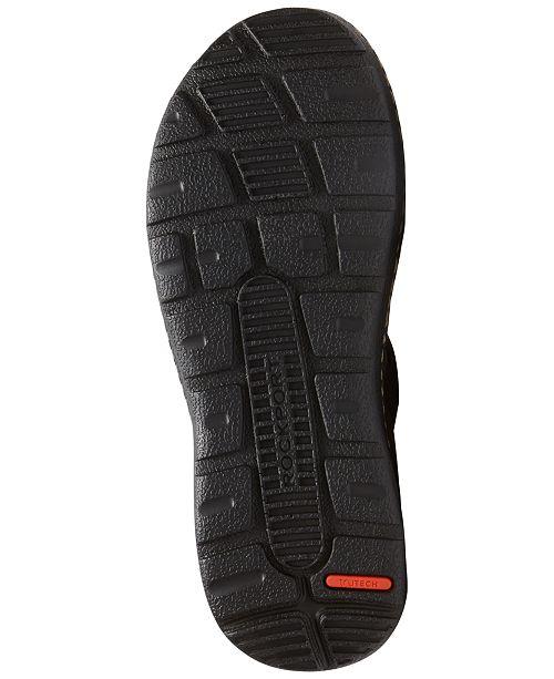 pour de et Sandales chaussures fermees pêcheur Darwyn Rockport hommes m80wvNn