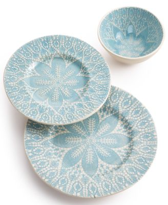 Viva by Lace Collection 3-Piece Place Setting