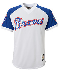 Majestic Atlanta Braves Cooperstown Jersey, Big Boys