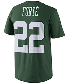Nike Men's Matt Forte New York Jets Pride Name and Number T-Shirt