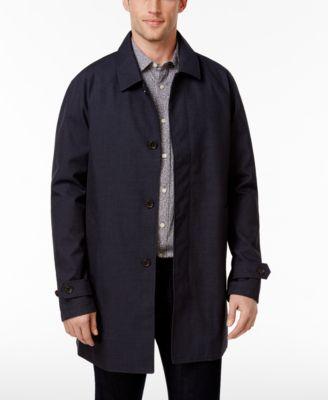 23f31356a Michael Kors Michael Kors Men s Collin Slim Fit Rain Coat   Reviews ...