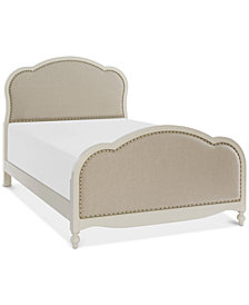 Harmony Kids Upholstered Full Bed