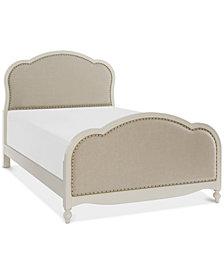Harmony Kids Upholstered Full Bed