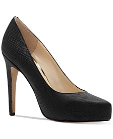 Women's Parisah Platform Pumps
