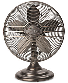 "Lasko 12"" Metal Table Fan"