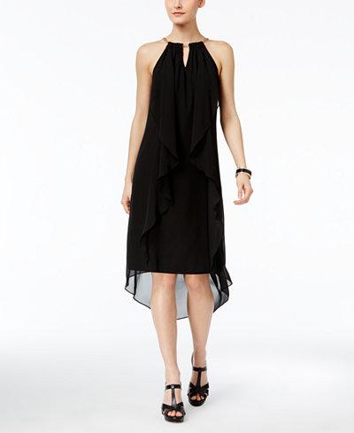 Thalia Sodi Dress, Sandals and Jewelry, Created for Macy's