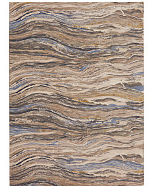 Karastan Enigma Continuum Smokey Gray Area Rug Collection