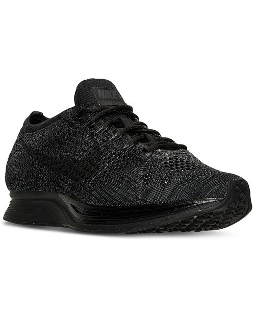 new concept dc963 4ce1b ... Nike Unisex Flyknit Racer Running Sneakers from Finish Line ...