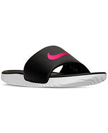 Nike Women's Kawa Slide Sandals from Finish Line