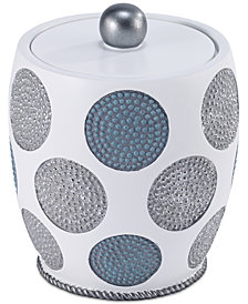 Avanti Dotted Circle Jar
