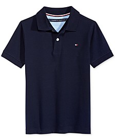 Little Boys Ivy Stretch Polo Shirt
