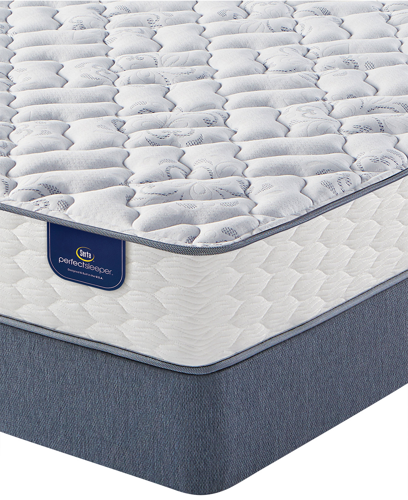 "Serta Perfect Sleeper® Cool Haven 9.5"" Firm Mattress Collection"