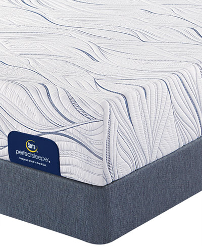 Serta Perfect Sleeper Tranquil Haven 10 Cushion Firm Mattress Collection