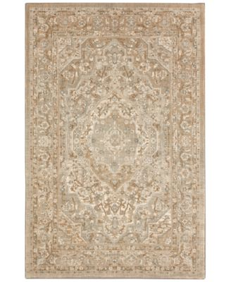 Touchstone Nore Willow Gray  8' x 11' Area Rug