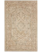 Karastan Touchstone Nore Willow Gray Area Rugs