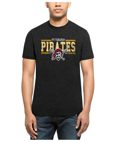 '47 Brand Men's Pittsburgh Pirates Club Lineup T-Shirt