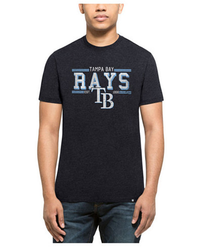 '47 Brand Men's Tampa Bay Rays Club Lineup T-Shirt