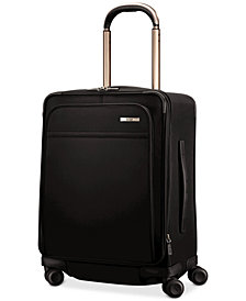 Hartmann Metropolitan Domestic Carry-On Expandable Spinner Suitcase
