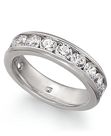 Diamond Channel Band (2 ct. t.w.) in 14k Gold or White Gold