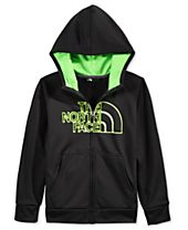 The North Face Surgent Full-Zip Hoodie, Boys (8-20)