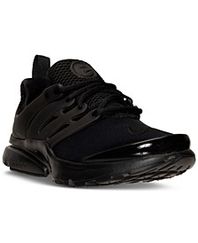 Little Boys' Presto Casual Sneakers from Finish Line
