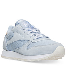 Reebok Women's Classic Sea Worn Casual Sneakers from Finish Line