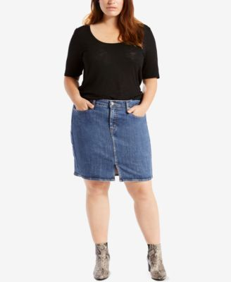 Plus Size Skirts for Women - Macy's