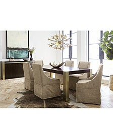 CLOSEOUT! Jameson Expandable Dining Collection