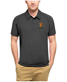 '47 Brand Men's San Francisco Giants  Blend Polo