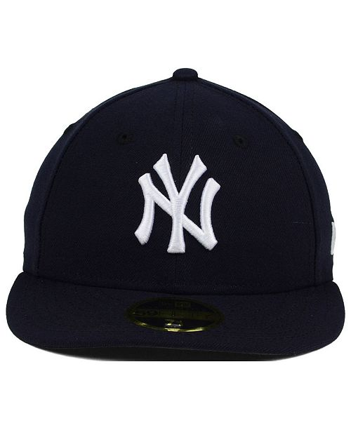 f3a29e0dcd0 ... New Era New York Yankees Low Profile AC Performance 59FIFTY Cap ...