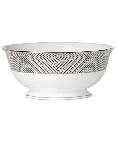 Brian Gluckstein by Lenox Winston Collection Serving Bowl