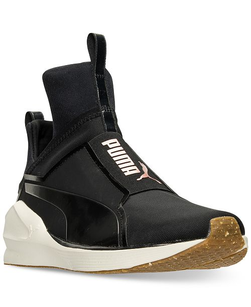 85025ca31d96 ... Puma Women s Fierce Velvet Rope Casual Athletic Sneakers from Finish ...