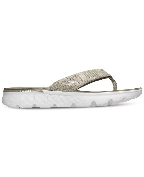 07aeb2e924 ... Skechers Women's On The Go - Vivacity Flip Flop Thong Sandals from  Finish ...