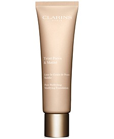 Pore Perfecting Matifying Foundation, 1 oz.