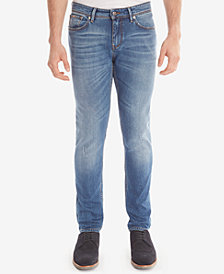 BOSS Men's Extra-Slim-Fit Stretch Jeans